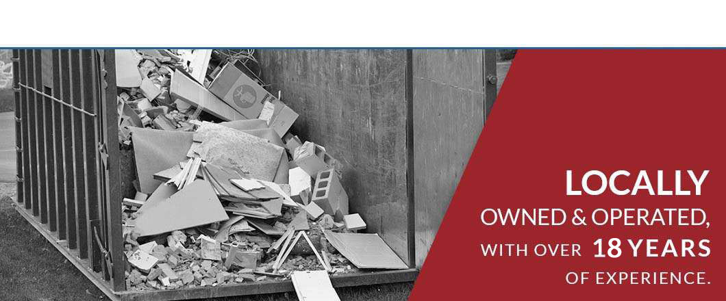 Quick and Careful Dumpster Rental and Removal Services in Macon, GA