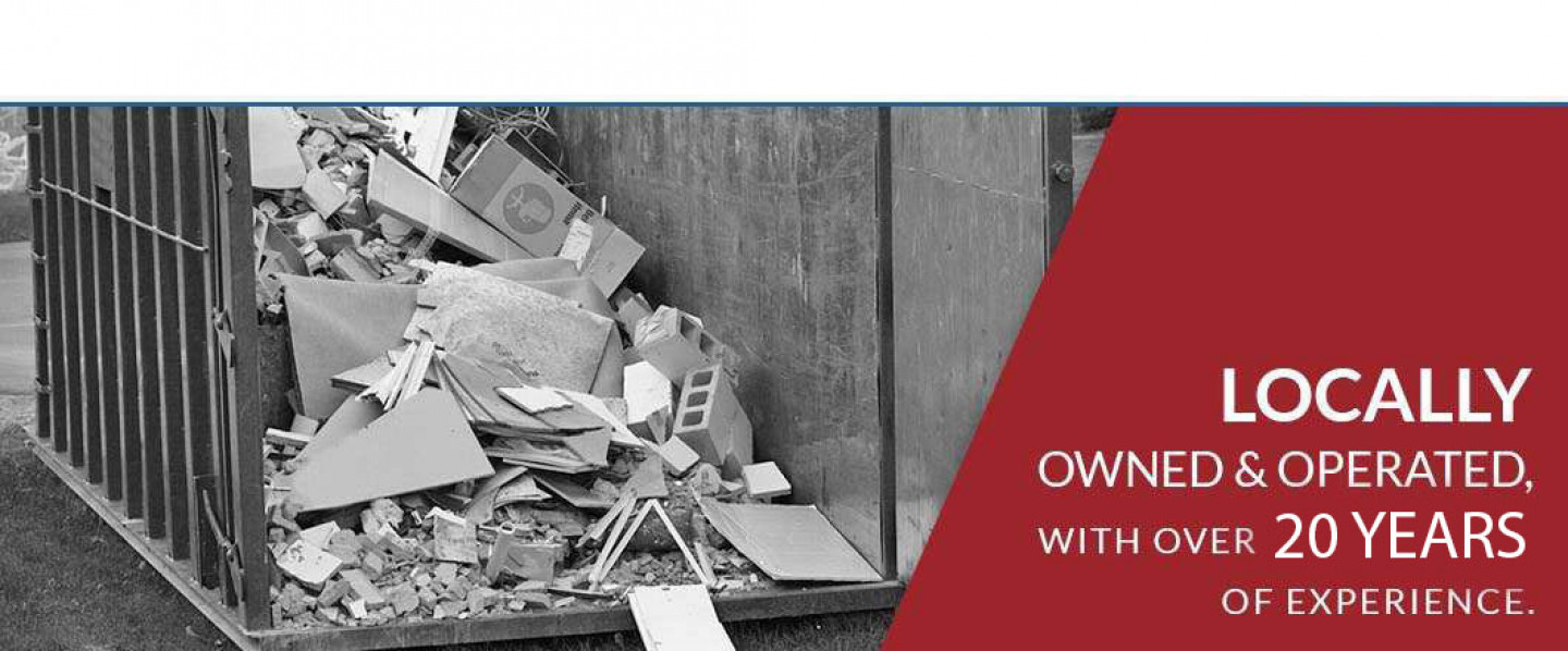 Quick and Careful Dumpster Rental and Removal Services in Warner Robins & Macon, GA